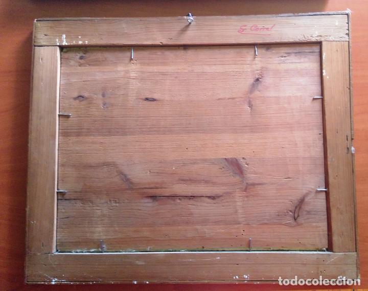 Arte: AGUAFUERTE COLOREADO A MANO - Ca 1800 - CON MARCO DE EPOCA - LA MOSSA - PRESSO D. MUCCI - Foto 11 - 89312516