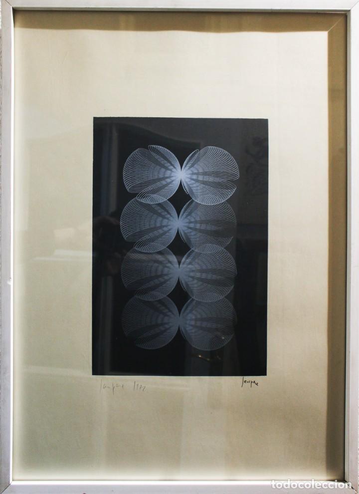 SEMPERE, EUSEBIO (1923/1985). SERIGRAFÍA. 51/75. (Arte - Grabados - Contemporáneos siglo XX)