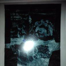 Arte: ANTONI CLAVE.SOAVENIR DU PARQUE GUELL. Lote 90560165