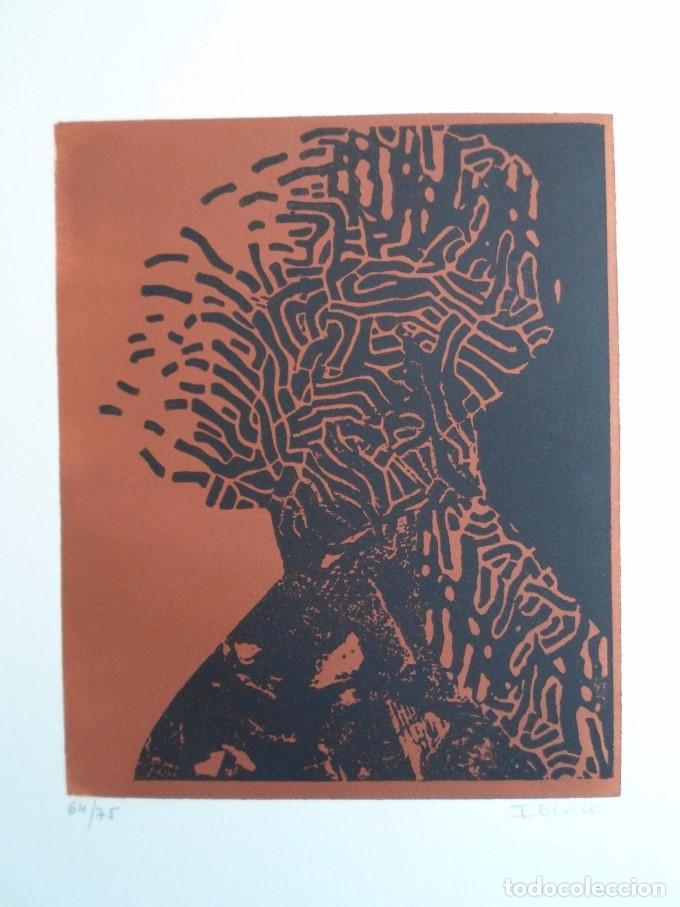 ibirico (marruecos, 1950) linograbado de 16x20 - Comprar Grabados ...