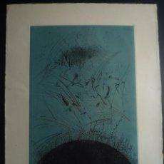 Arte: THARRATS. GRABADO. PRUEBA P/A. Lote 91281830