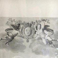 Arte: GRABADO FRANCÉS S. XVIII. Lote 91477235