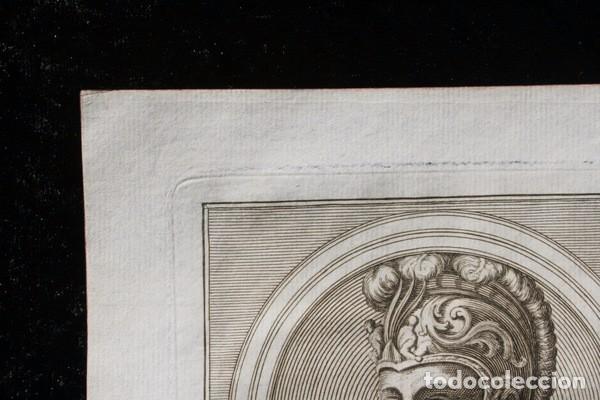 Arte: 1788 GRABADO - ALONSO III - REY DE LEON - 200x135mm - Foto 2 - 91792770