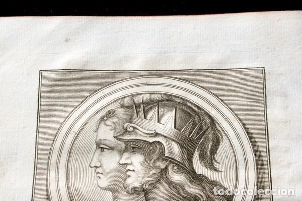 Arte: 1788 GRABADO - Dª URRACA - ALONSO I DE ARAGON - 200x135mm - Foto 2 - 91804045