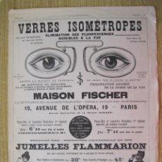 Arte: ANUNCIOS PUBLICITARIOS II, 1902. Lote 93044350