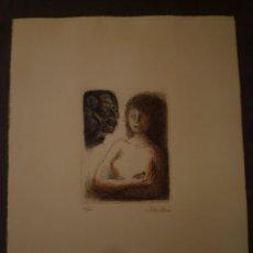 Arte: JOSEP GRAU GARRIGA. GRABADO. TIRAJE 49/100. Lote 95192699