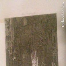 Arte: SAN MIGUEL DE JEREZ. MONUMENTOS GÓTICOS.. Lote 95367887