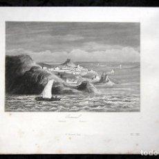 Arte: 1863 - GRABADO - ORMUZ - 179X143MM. Lote 95402947
