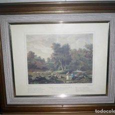Arte: ANTIGUO GRABADO,LITOGRAFÍA.- GRAVÉ PAR BOVINET 1831 -. Lote 95914979