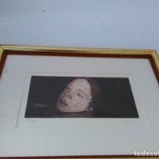 Arte: OBRA LUCES DE NOCHE.GRABADO DE D.JAIME VALERO PERANDONES.GANADORA DEL XVIII PREMIO BMW. AÑO 2004.. Lote 96798207