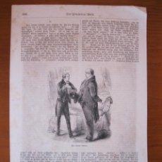 Arte: LOS NOTARIOS, 1862. Lote 98792071