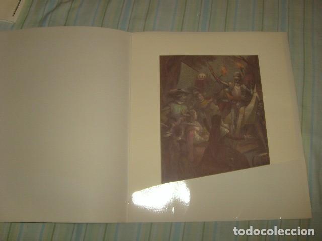 Arte: GRABADOS DE DON QUIJOTE ED. FACSIMIL - Foto 2 - 98971307