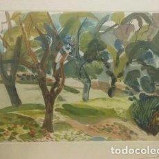 Arte: GRABADO DE MENCHU GAL. ED. 99. Lote 99561191