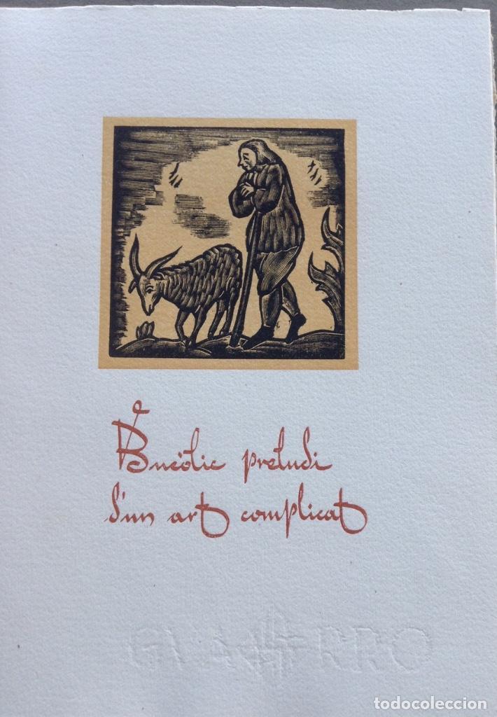 Arte: IV CENTENARIO DEL GREMIO DE FABRICANTES DE SABADELL CONTIENE 12 GRABADOS DE OFICIOS - Foto 3 - 99877959