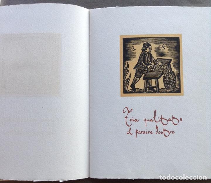 Arte: IV CENTENARIO DEL GREMIO DE FABRICANTES DE SABADELL CONTIENE 12 GRABADOS DE OFICIOS - Foto 7 - 99877959