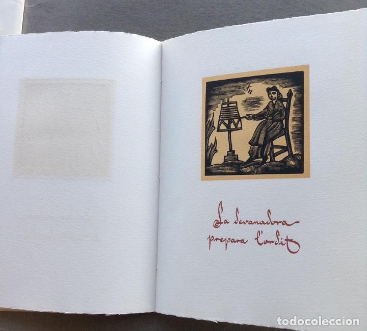 Arte: IV CENTENARIO DEL GREMIO DE FABRICANTES DE SABADELL CONTIENE 12 GRABADOS DE OFICIOS - Foto 9 - 99877959