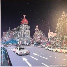 Arte: PRECIOSO CUADRO CENTRO DE MADRID. Lote 101109943