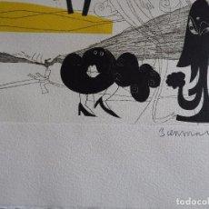 Arte: NUBE AZUL. Lote 101315711