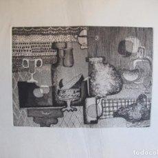 Arte: GRABADO, ANÓNIMO BODEGON. Lote 102086463