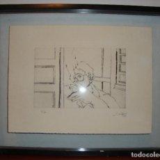 Arte: GRABADO J. RIBAS 1979 NUMERADO 3/10 . Lote 102279459