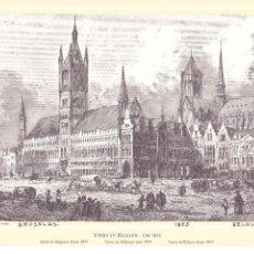 Arte: ROUARGE HERMANOS.BRUSELAS 1855. Lote 102734667