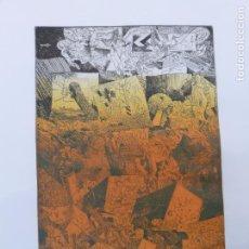 Arte: XOSÉ LUÍS DE DIOS (ORENSE, 1943 - TUY, 2 DE AGOSTO DE 2010?) GRABADO. Lote 102928071