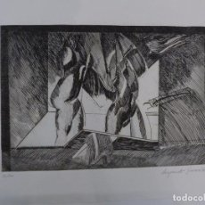Arte: ARMANDO GUERRA (VIGO 1948) GRABADO.. Lote 102933075
