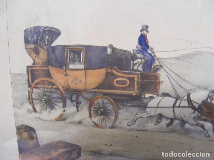 Arte: GRABADO VICTOR J.ADAM - Foto 10 - 103704383