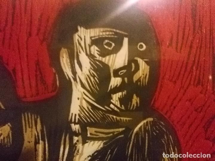Arte: Grabado de jose antonio alcacer - Foto 3 - 104293123
