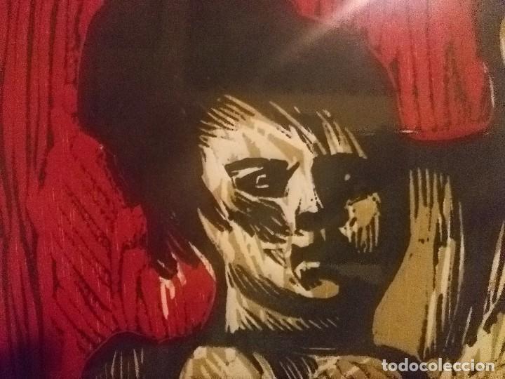 Arte: Grabado de jose antonio alcacer - Foto 4 - 104293123