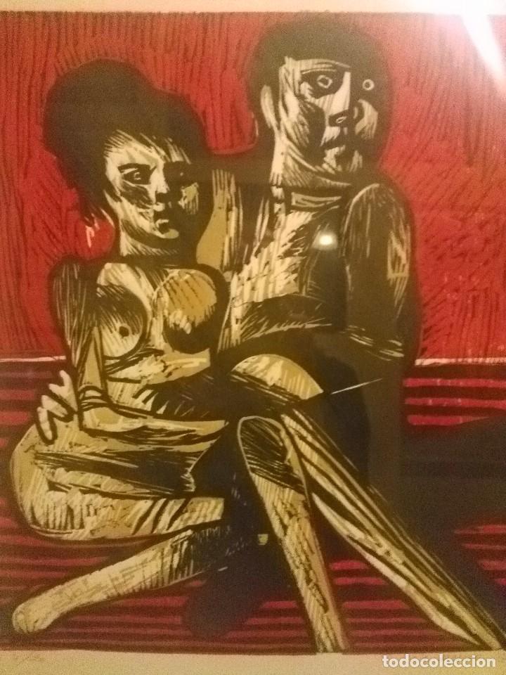 Arte: Grabado de jose antonio alcacer - Foto 5 - 104293123