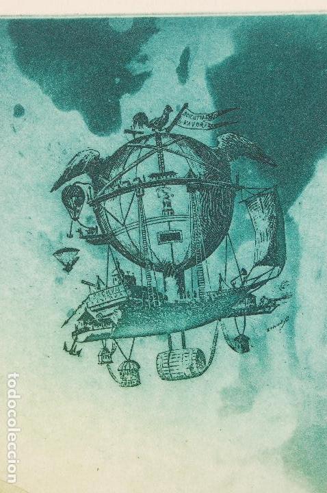 Arte: David de Almeida (Portugal 1945-2014). Aguafuerte y serifrafía. 1981. 50x32 en 65x50. 162/199.Perfec - Foto 6 - 104382055