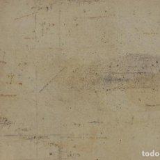 Arte: ENRIQUE BRINKMANN EXCEPCIONAL GRABADO DE 39,5X49 EN PAPEL 56X76. FIRMADO LÁPIZ. 2/100.VITRINA 87X 67. Lote 105654407