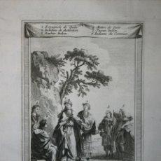 Arte: MUJERES DE QUITO (ECUADOR, AMÉRICA DEL SUR)), 1746. BELLIN. Lote 109209315