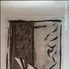 Arte: GRABADO 144/150 DE ALBERT RÀFOLS-CASAMADA. AÑO 1987. Lote 106088631