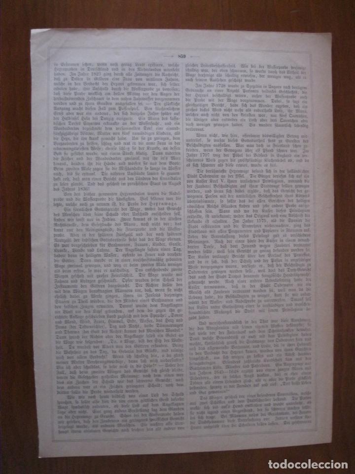 Arte: Compra de esclava, 1884. Anónimo - Foto 2 - 112183371