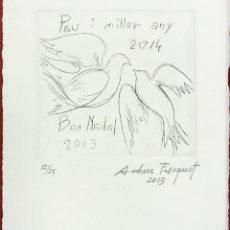 Arte: ANDREU FRESQUET. Lote 113155143