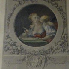 Arte: GRABADO FRANCÉS ANTIGUO. FINALES DEL XIX. Lote 113510267