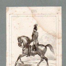 Arte: RUSIA - ALEJANDRO I - GRABADO LEMAITRE VERNIER LANGLOIS. Lote 113590303
