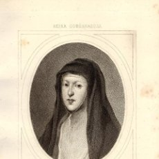 Arte: MARIANA DE AUSTRIA REINA CONSORTE ESPOSA FELIPE IV MADRE CARLOS II HISTORIA DE ESPAÑA. Lote 113668431
