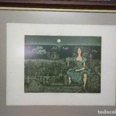 Arte: GRABADO DE DIMITRI. Lote 113810391