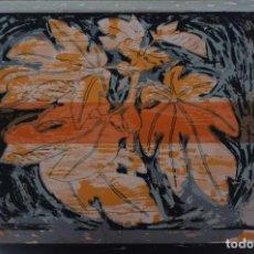 Arte: ALFONSO ALBACETE- ESPETACULAR GRABADO-122X80 CM..LA HIGUERA. Lote 114110795