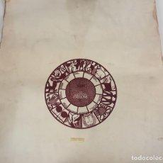 Arte: OFICIOS. 12 LITOGRAFÍAS. FIRMADAS POR CADA ARTISTA. 1965.. Lote 114263975