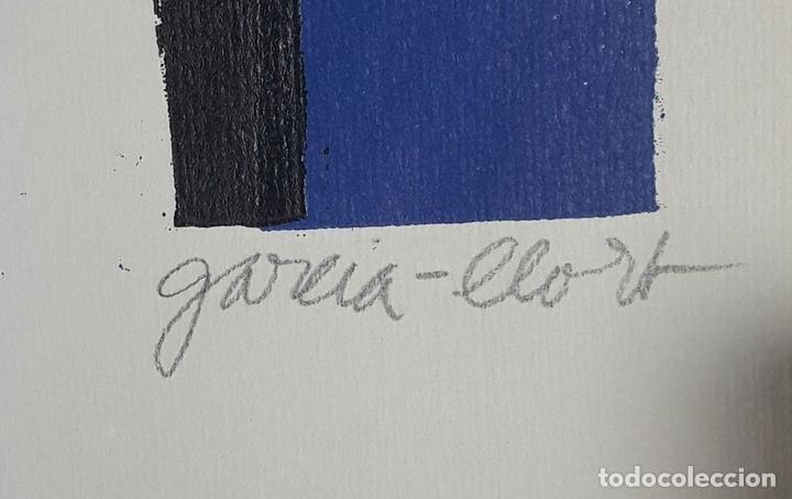 Arte: OFICIOS. 12 LITOGRAFÍAS. FIRMADAS POR CADA ARTISTA. 1965. - Foto 21 - 114263975