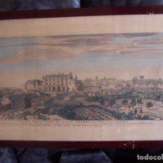 Arte: GRABADO AL AGUA FUERTE ILUMINADO.POR JAQUES RIGAOD PINTOR Y GRABADOR FRANCÉS DEL SIGLOS XVII. Lote 115613319
