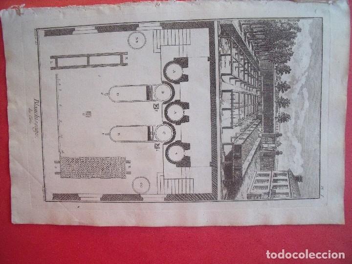 Arte: GRABADOS.-CERERIA.-GRABADOS AL COBRE.-ENCICLOPEDIA DE LAS ARTES Y MATERIAS.-LOTE 3 GRABADOS S. XVIII - Foto 2 - 116373843