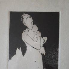 Arte: GRABADO. PALOMA GONZÁLEZ.. Lote 116775707