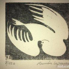 Arte: GRABADO RAMON LAPAYESE. Lote 117035183