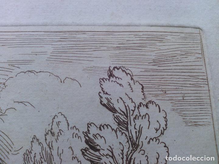 Arte: Grabado Antonio Domenico GABBIANI (1652-1726) - original - Foto 6 - 117061556
