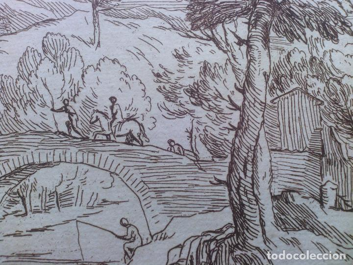 Arte: Grabado Antonio Domenico GABBIANI (1652-1726) - original - Foto 7 - 117061556
